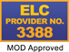 ELC Provider No. 3388