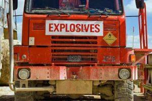 ADR Explosives