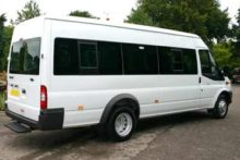 Category D Minibus Training